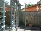 Extension vitrée