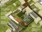 Coeur d'îlot - aménagement urbain
