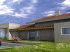 Projet de maison contemporaine