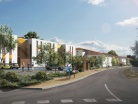 Construction d'un ensemble immobilier de 63 logements et commerce