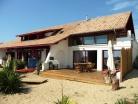 Extension d'une maison de plage