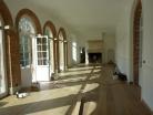 Renovation d'une demeure class�e au patrimoine