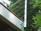Restructuration partielle d'une maison et création d'une terrasse haute