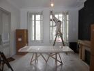 Réhabilitation d'une maison bourgeoise à Bordeaux