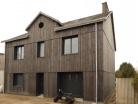 rénovation globale d'une maison avec ITE