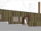habitat en sous-bois écologique