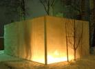 Ice Sauna - Oulu (Finlande)