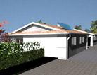 Quatre maisons à Mérignac (33)