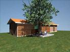 Projet de construction d'une maison ossature bois ( Lanton 33)