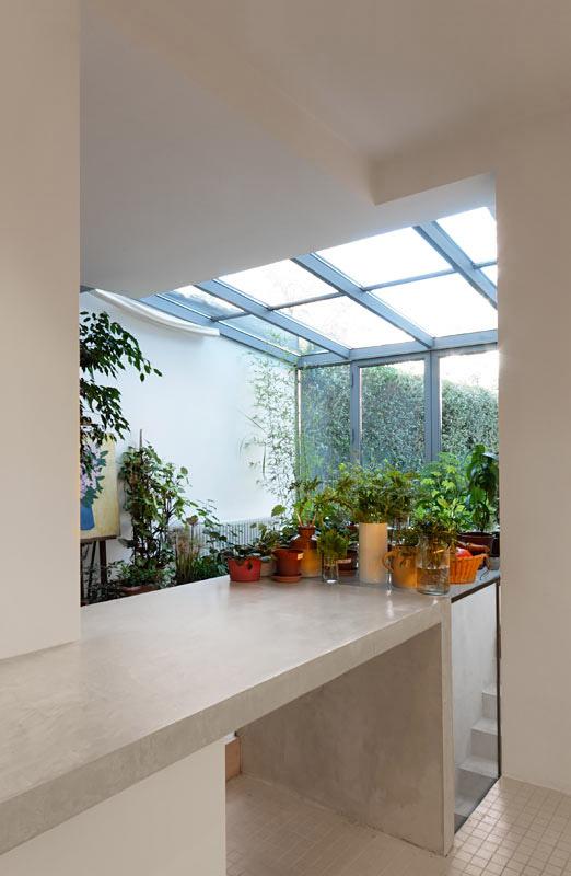 maison atelier 39 landsberg 39 bruxelles uccle uccle belgique une r alisation de albino. Black Bedroom Furniture Sets. Home Design Ideas