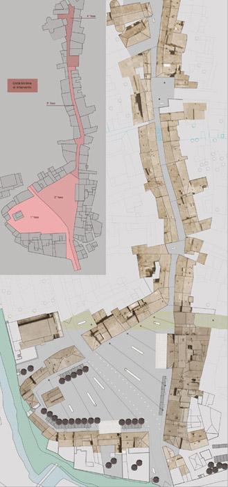 plan d'aménagement urbain