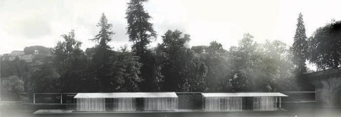 Projet parc d 39 exposition paris une r alisation de for Parc expo dijon