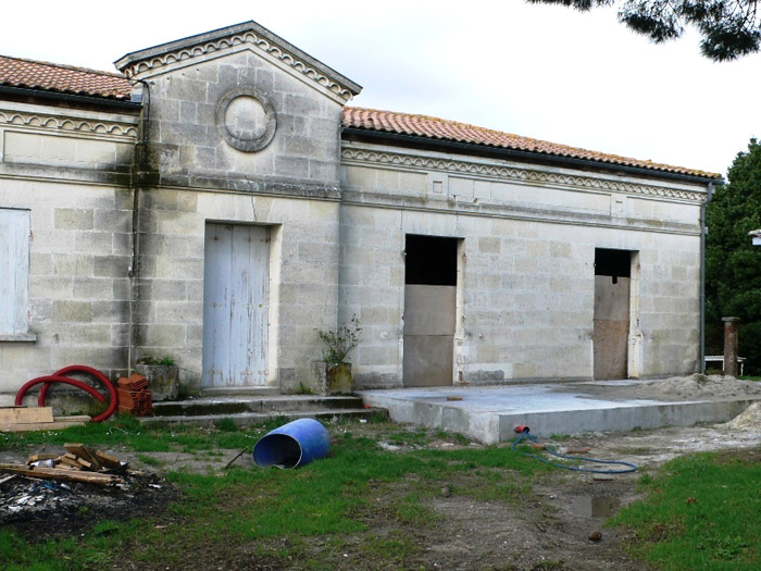 rénovation de façade en pierre