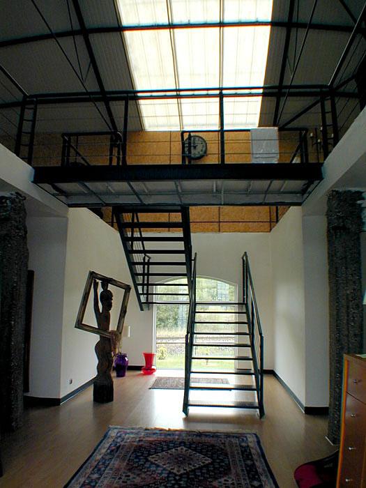 Loft dans une ancienne usine notre loft - Loft usine ...