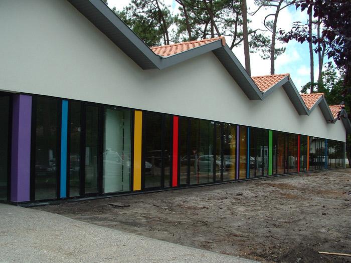 façade - pignons