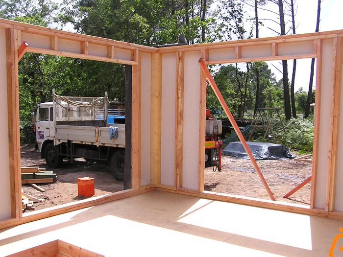 Architectesbordeauxcom  Maison bois écologique et  ~ Materiaux Bois Aquitaine