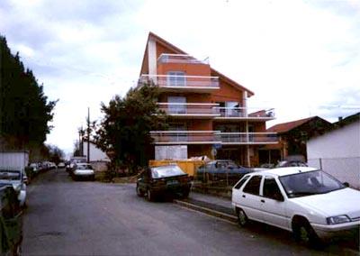 façade de résidence